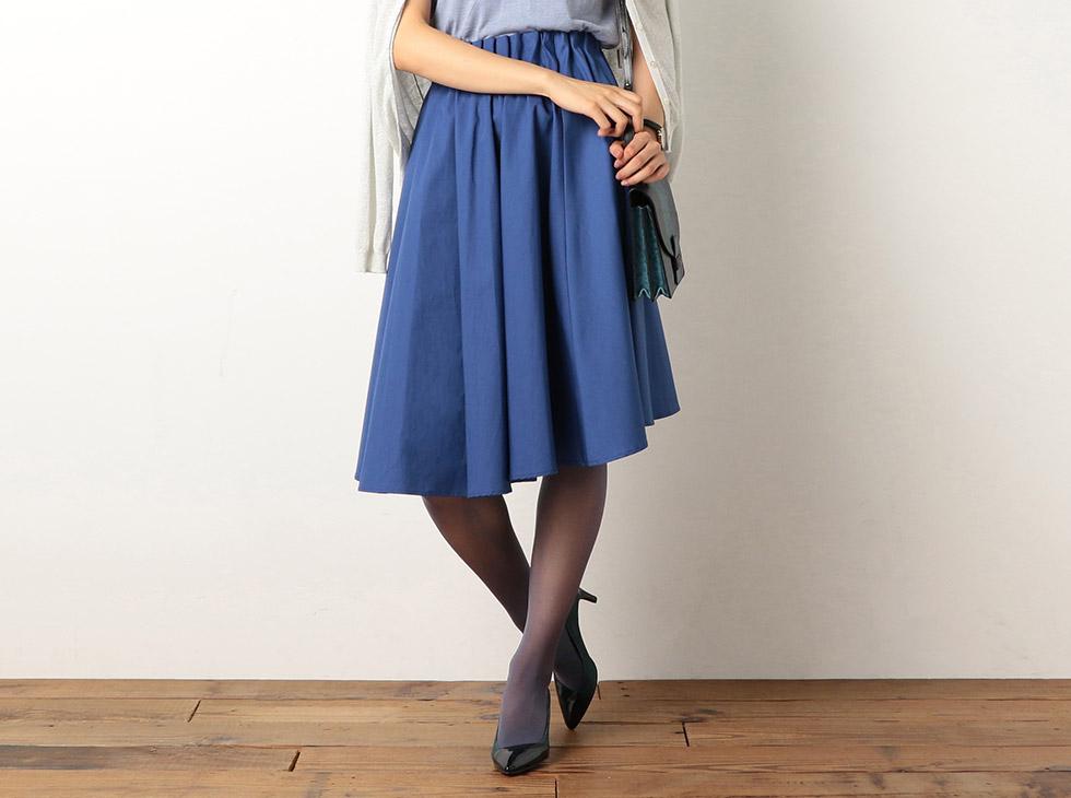 FRANTICA closet 極みニュアンスカラー30デニール シアータイツ